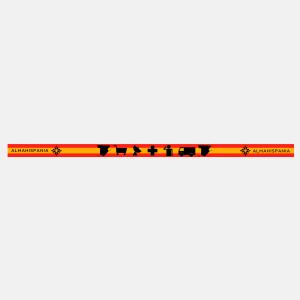Pulsera solidaria bandera Covid-19