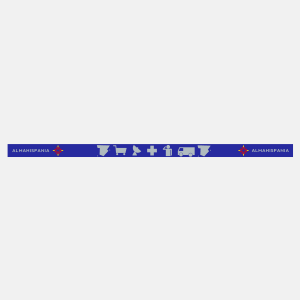 Pulsera azul Ayuda Covid-19